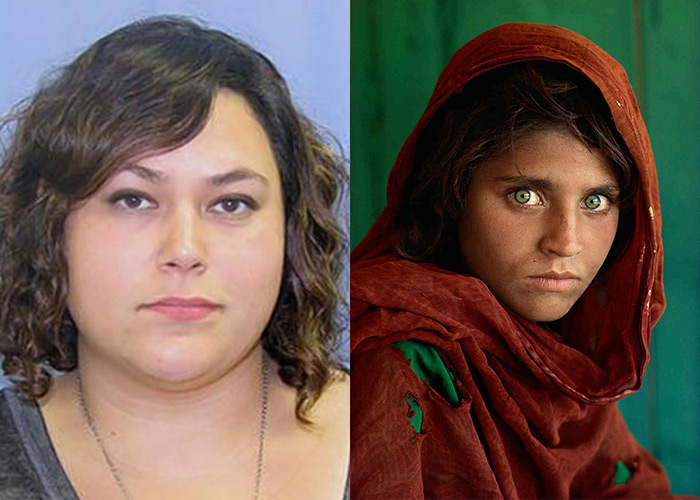 Steve McCurry's Assistant Busted in $654,358 'Afghan Girl' Art Theft