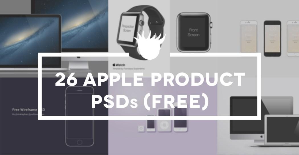 26-free-apple-psds-tutvid-header