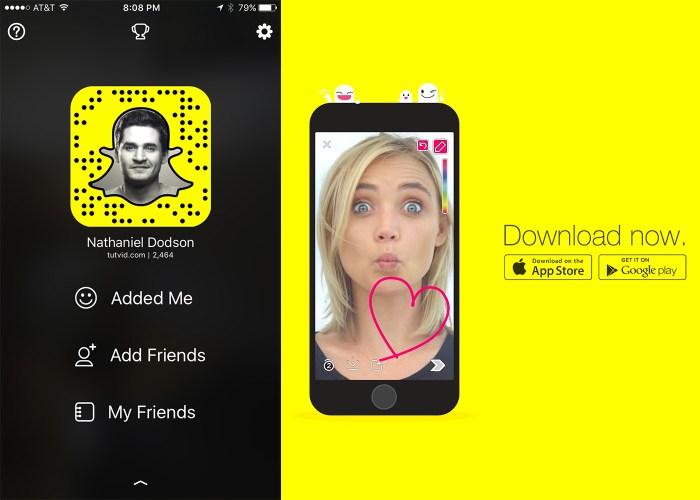 snapcode-vs-snapchat-url