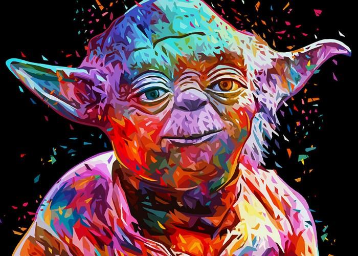 Colored-Flecks-Star-Wars