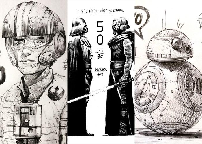 star-wars-sketches