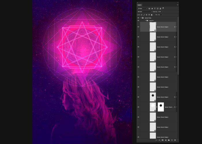 04-create-neon-club-poster-photoshop