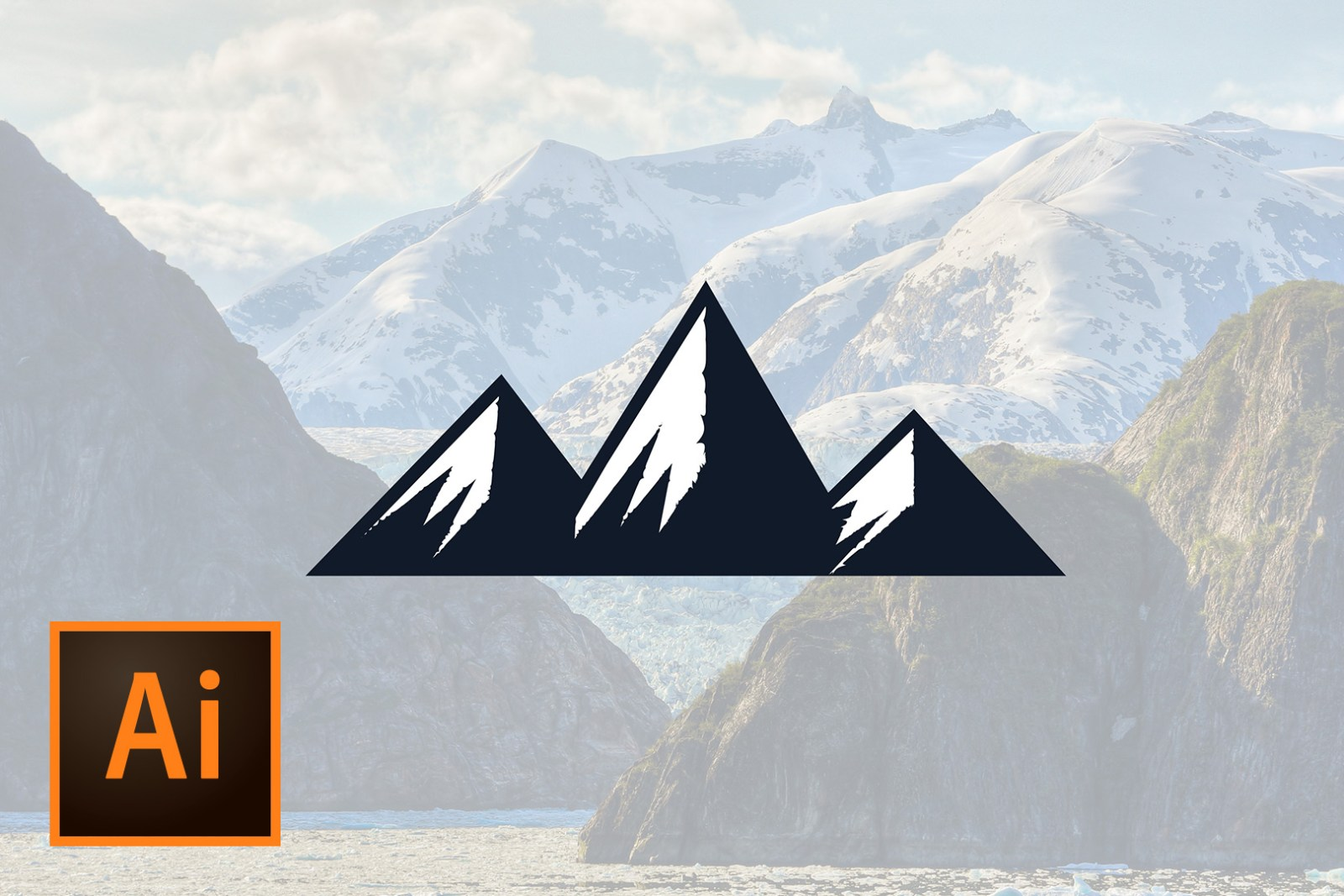 how-to-draw-simple-mountain-illustrator-tutorial