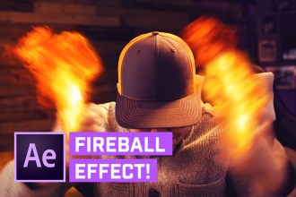 Fireball Effect in After Effects