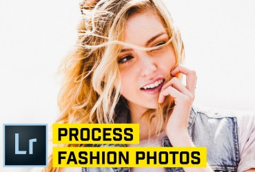 WORKFLOW: Natural Light Fashion Photos in Lightroom CC (Classic)