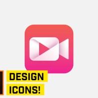 Create a Video Camera Icon in Adobe Illustrator CC
