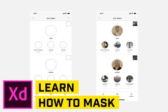All About Masking in Adobe XD