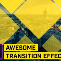 AMAZING VIDEO TRANSITIONS THE EASY WAY Premiere Pro Tutorial