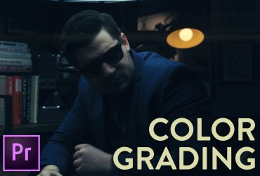 Ultimate Cinematic Footage Effect Color Grading in Premiere Pro CC!