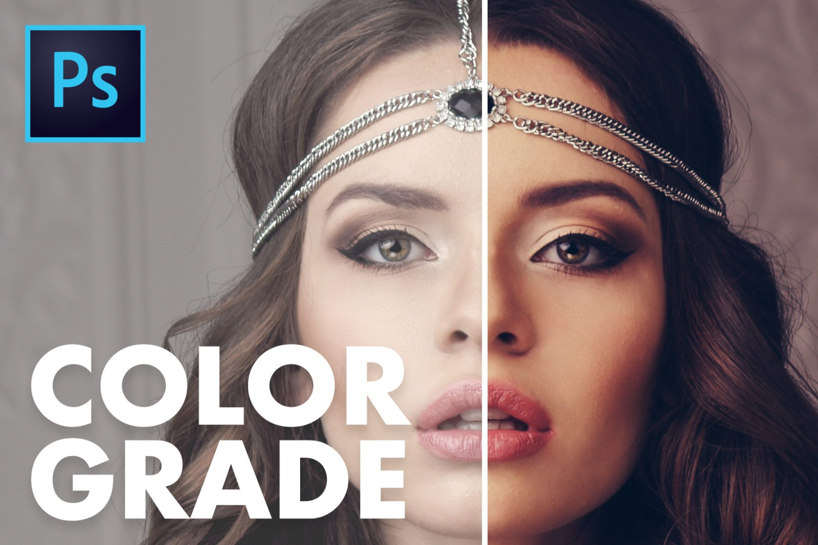 Color Grading in Photoshop CC (TIPS & TRICKS!) works for Photography & VIDEO!