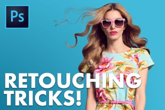 5 MUST KNOW retouching tricks in photoshop