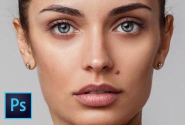Beauty Skin RETOUCHING Photoshop Tutorial (How to retouch skin!)