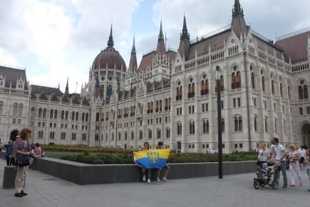Budapeszt, Węgry. Claudia Mehlich
