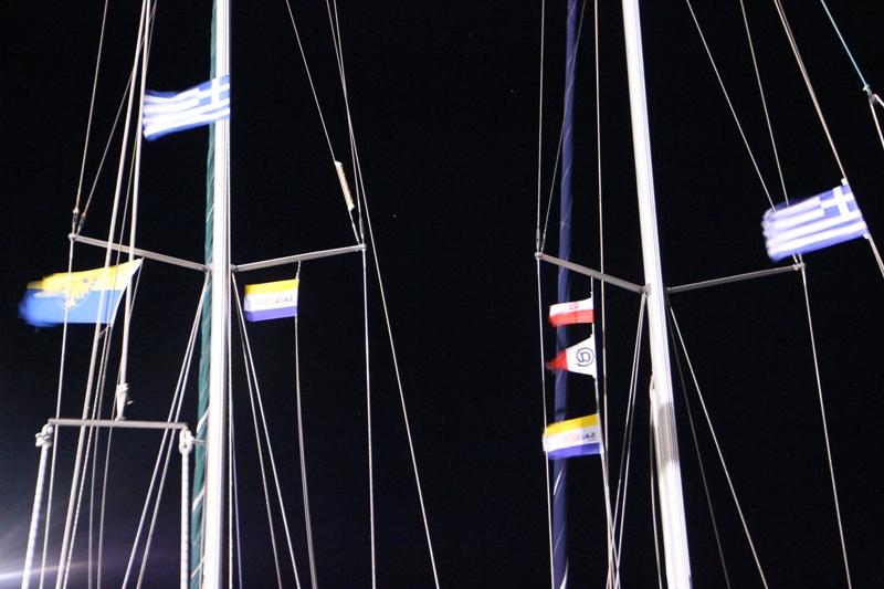 Grecja, Cyklady 2013. Marian Kuś