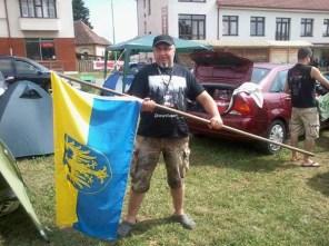 Jaroměř, Czechy. Adam Żydek