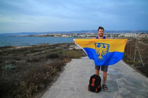 Hieronim Krajewski | Paphos, Cypr
