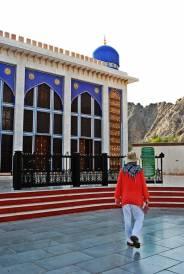Wejście do jednego z meczetów