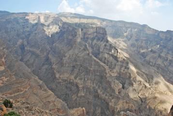 Wielki Kanion. W tle po lewej Jabal Shams