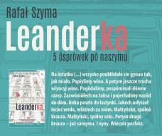 Leanderka. 5 ôsprowek po naszymu
