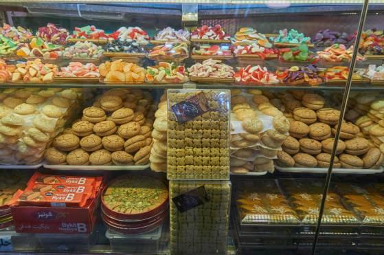 Irańskie słodycze