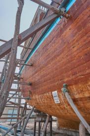 Tak wciąż tradycyjnie buduje się statki