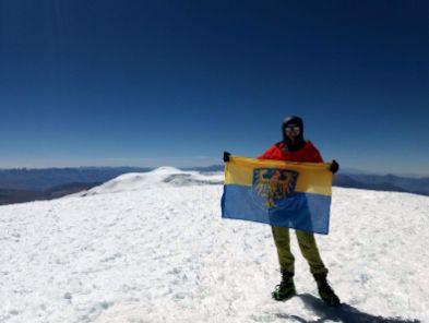 Coropuna (6425 m n.p.m.), Peru 2018, M. Bartosz