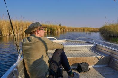 Rejs po Delcie Okavango