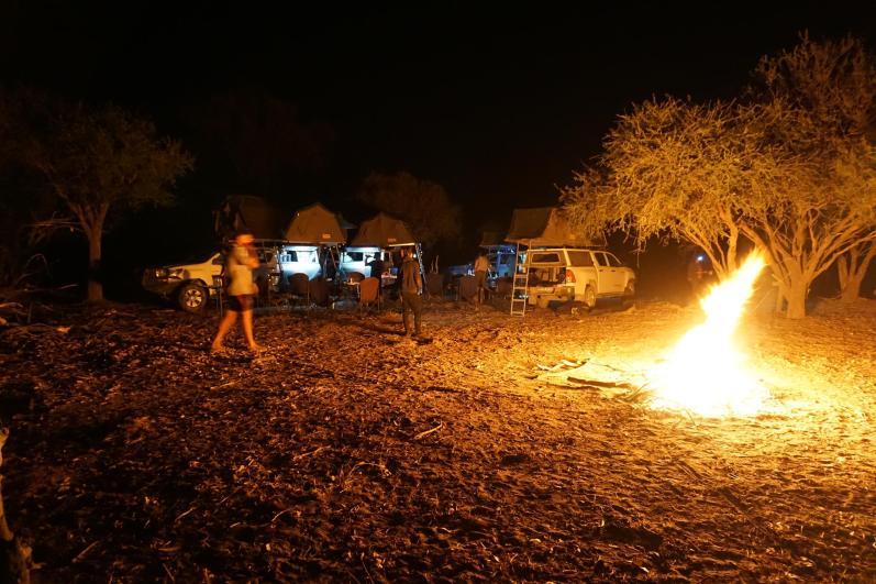 Gdzie spać w Chobe National Park?