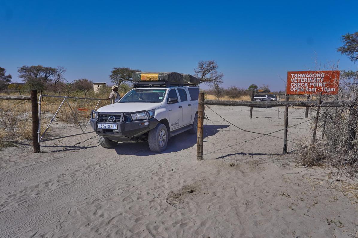 Botswana - informacje praktyczne