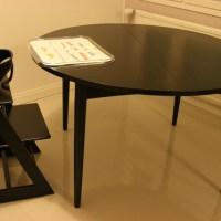 Musta pöytä