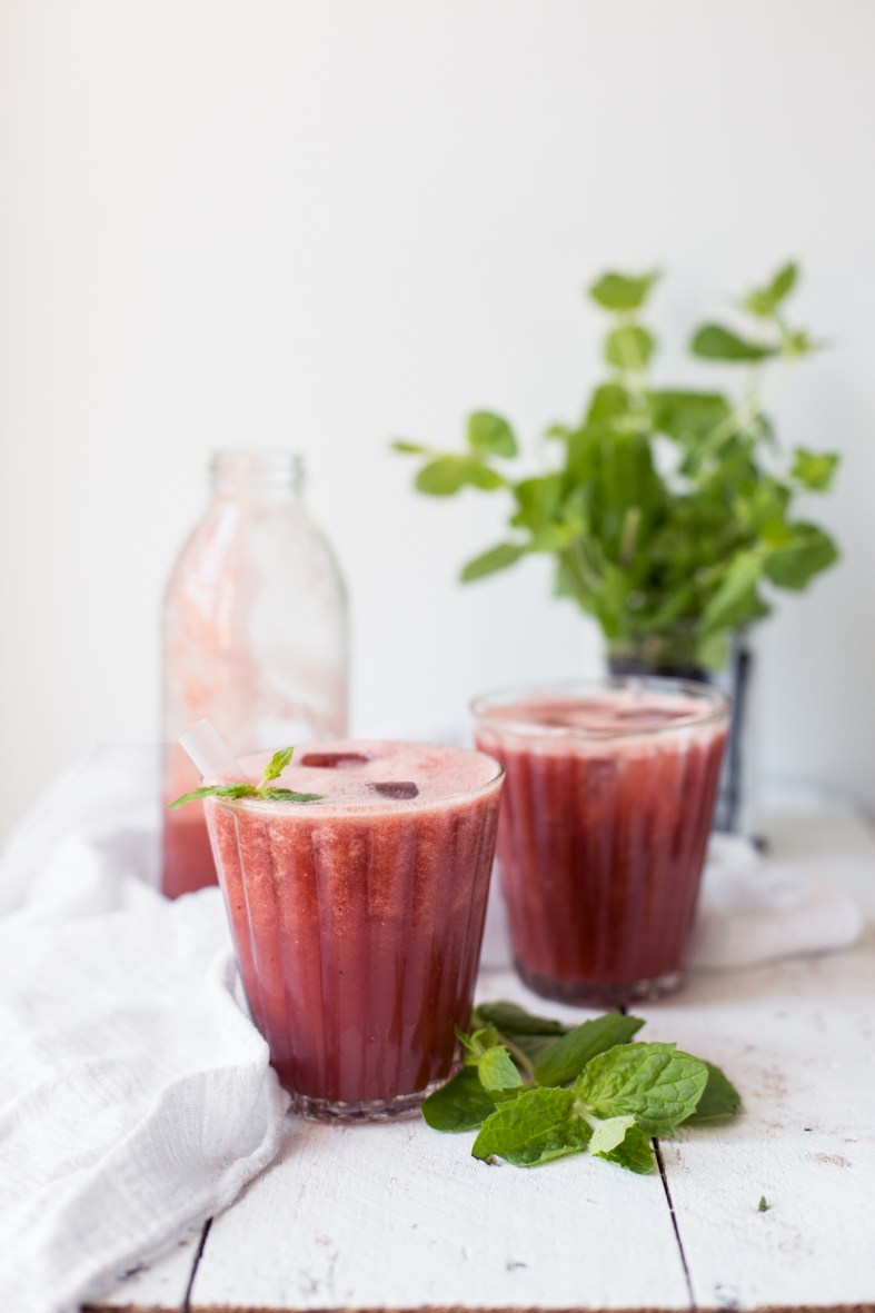 Watermelon & Mint Cooler