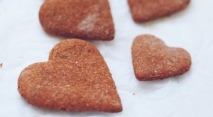 Gluten-free Gingerbread Cookies