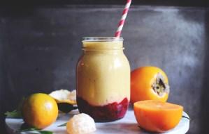 Sesongin herkkuja: Persimon-smoothie