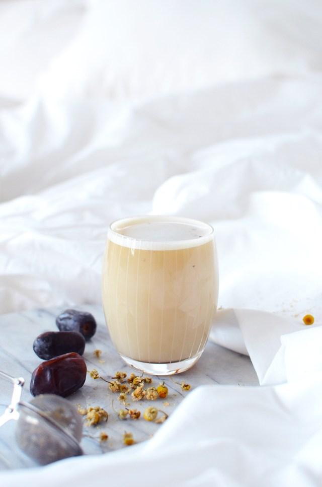 Chamomille Latte