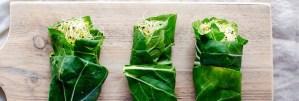 Helpot ja herkulliset salaattirullat