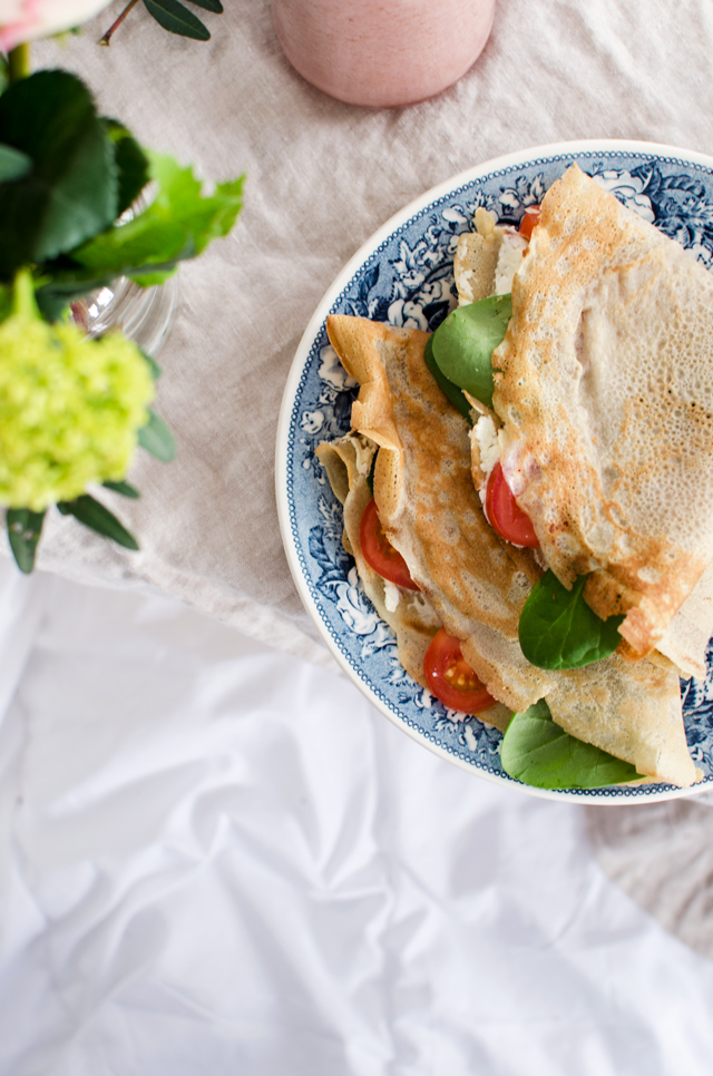 gluten free buckwheat crepes | tuulia talvio