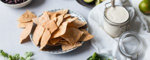 Healthy Vegan Nachos + Pre-order gift: GATHER e-book!