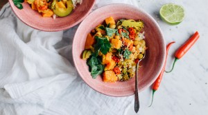 Nourishing Chickpea Stew
