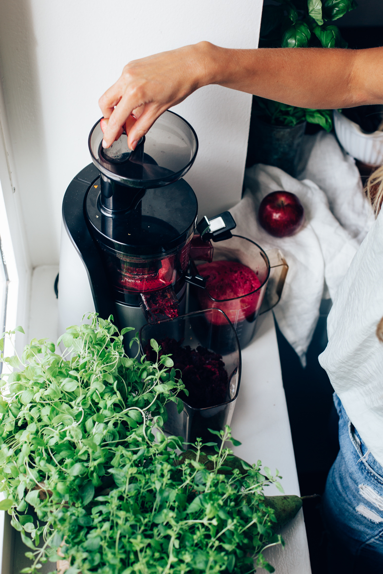 Juicing at Home | tuulia blog