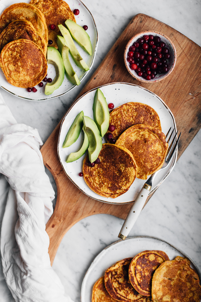 Baby food ideas: Carrot and Zucchini Pancakes! (gluten and dairy free)