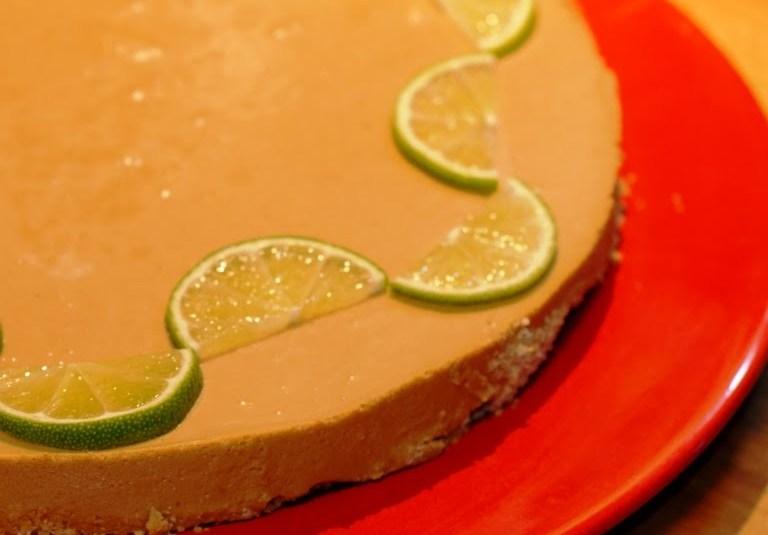 Mojito toorjuustu kook