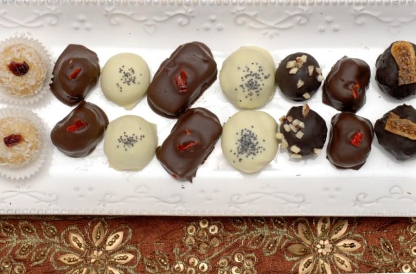Life is like a box of chocolate…