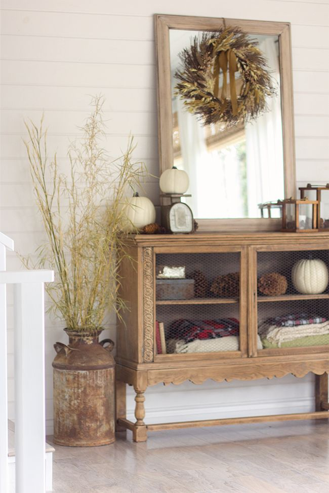 Decorate With Natural Elements This Thanksgiving