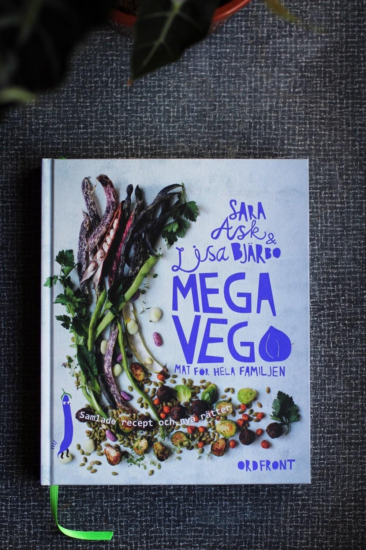 mega vego recension julklappstips vegetarisk kokbok