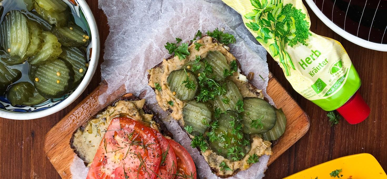 Tips på veganska frukostpålägg som jag gillar