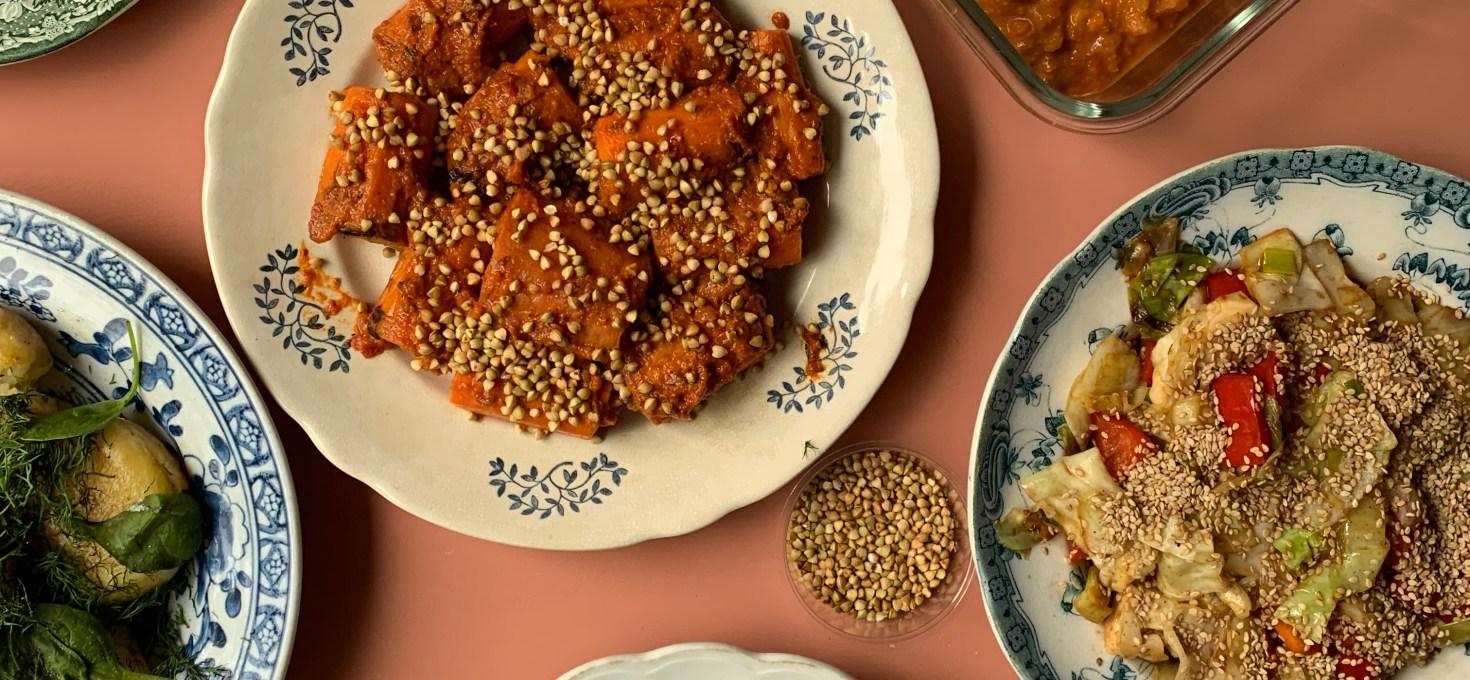 Simple Feast: En grön middagskasse för hela familjen