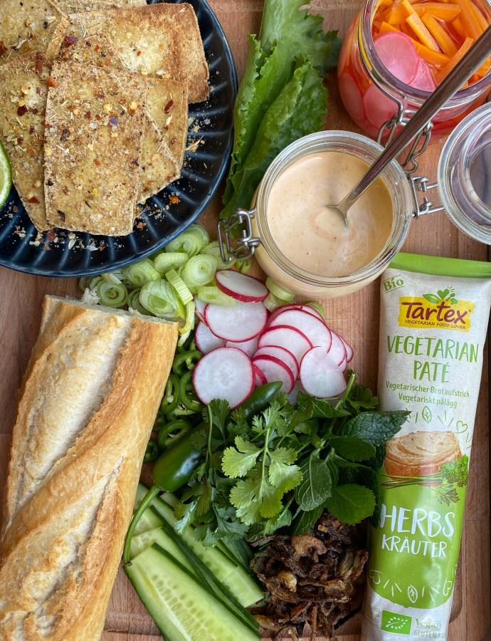 Bánh mí: världens bästa picknickmacka