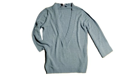 Sweater turquesa primavera-verano TUV