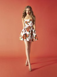 vestido ladylike