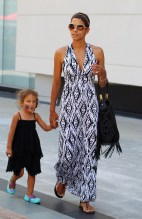 Halle+Berry+Dresses+Skirts+Maxi+Dress+ZoQkoXFrWNFl
